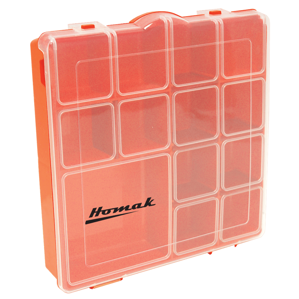 High Storage Box Homak Manufacturing