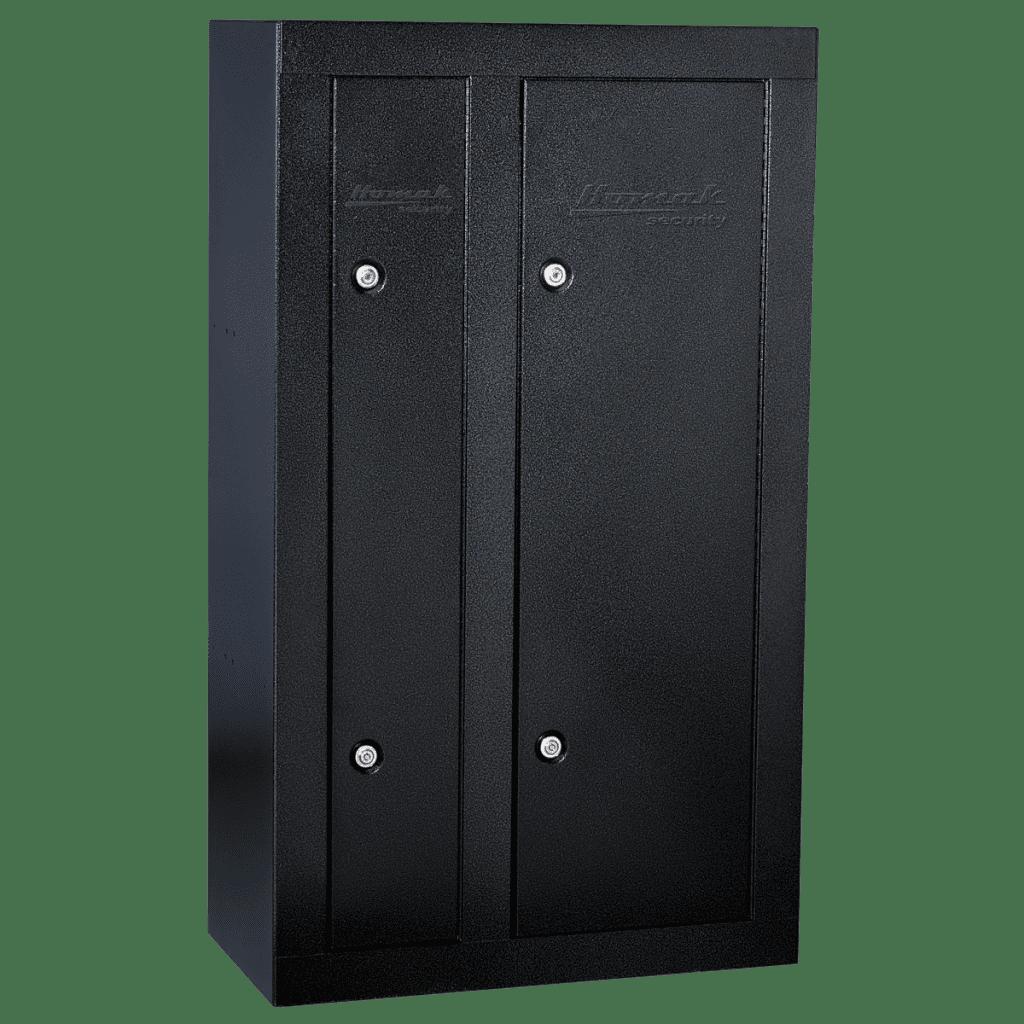 Homak 8 Gun Double Door Security Cabinet - Homak Manufacturing