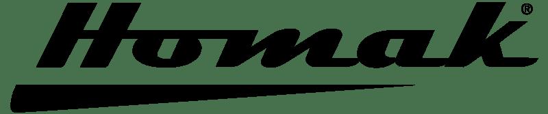 black homak logo