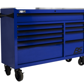 """54"""" RS Pro Roller Cabinet with Stainless Steel Top"""